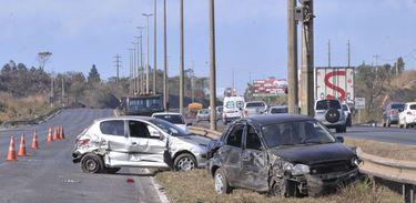 Indenizações por acidentes com automóveis