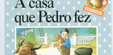 """""""A casa que Pedro fez"""""""