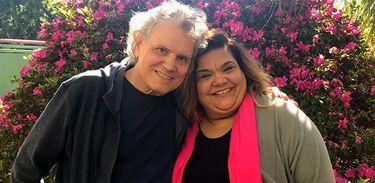 Arrigo Barnabé e Simone Mazzer