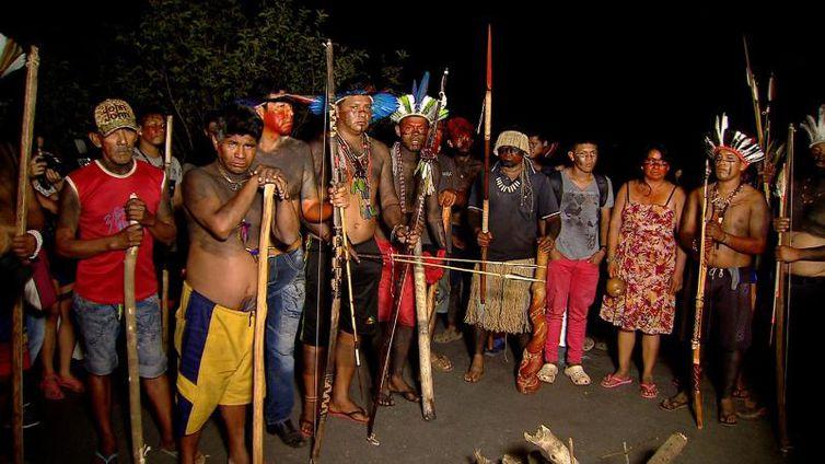 Indígenas ocupam Pico do Jaraguá (SP) em protesto com mudança em demarcação de reserva