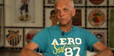 Ademir da Guia é um dos maiores ídolos da história do Palmeiras