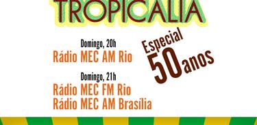 Tropicalia 50 anos