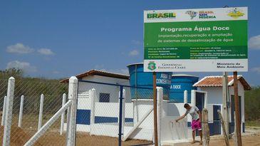 Programa Água Doce, do Ministério do Meio Ambiente