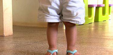 Programa alerta para acidentes com crianças nas férias