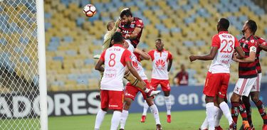 Flamengo 1 x 1 Santa Fe