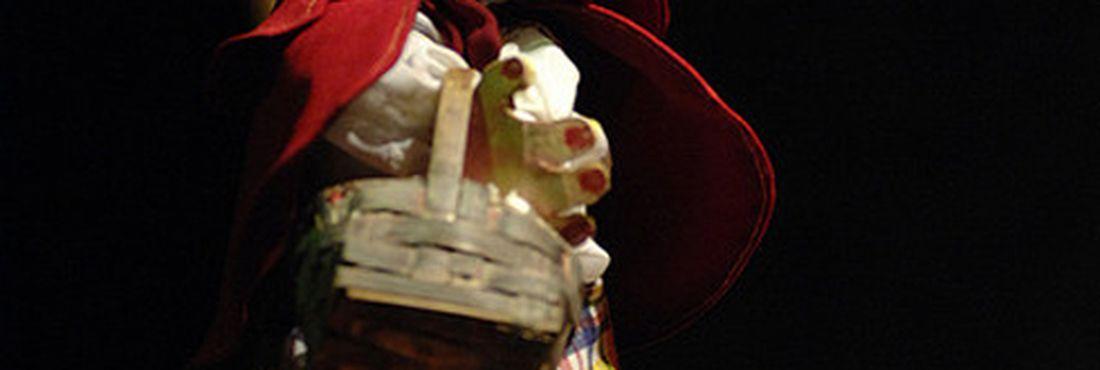 Chapeuzinho Vermelho é um dos contos criados pelos irmãos Grimm