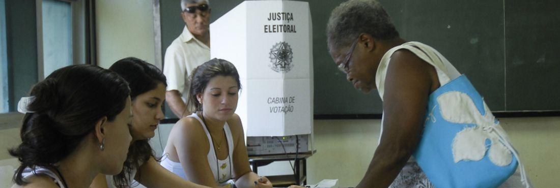 São Gonçalo, no Rio de Janeiro, é um dos municípios que contam com segundo turno