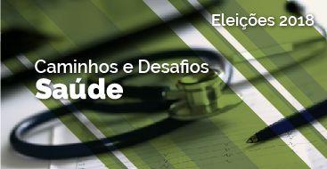 banner especial saúde eleições 2018