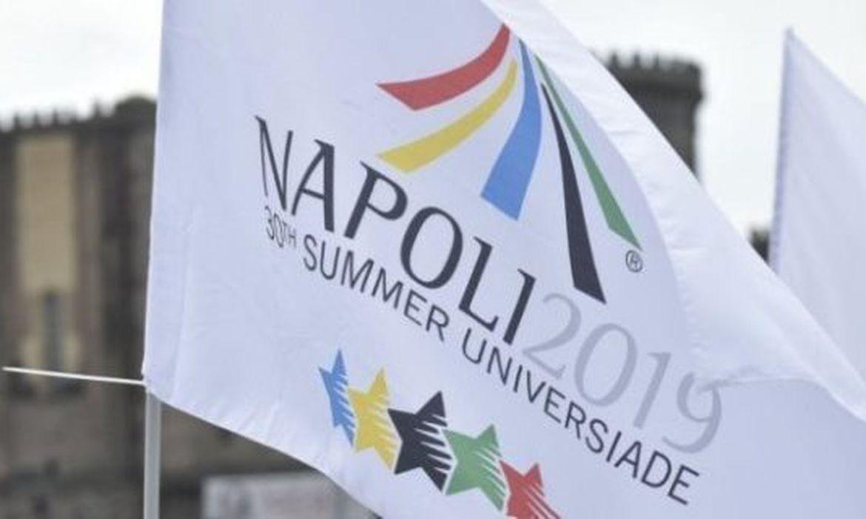 Universiade, Nápoles, Estudantes