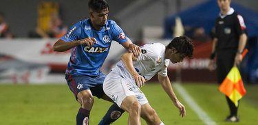 Santos 1 X 1 Flamengo