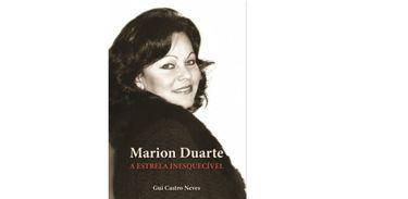 Cantora Marion Duarte comemora 60 anos de carreira e lança fotobiografia