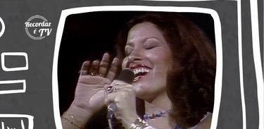 Recordar é TV homenageia Clara Nunes