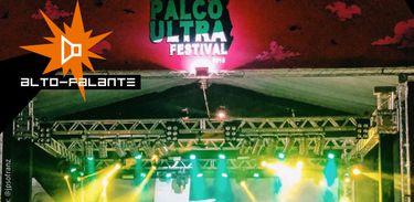 Alto-Falante faz cobertura do Palco Ultra Festival