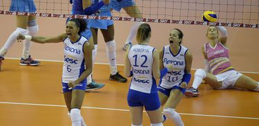 A partida foi disputada na Arena Olímpica do Rio