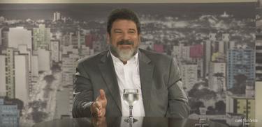 Mario Sergio Cortella no Café Filosófico