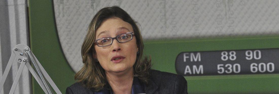 A  ministra da Secretaria de Direitos Humanos (SDH), Maria do Rosário
