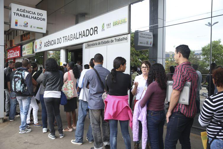 Brasília - Agência do Trabalhador promove Dia D de Inclusão com oferta de vagas para portadores de deficiência (José Cruz/Agência Brasil)