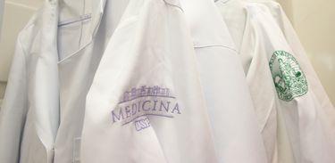 Médico, medicina, jaleco