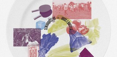 """Semiorquestra lança primeiro disco, chamado """"Jogos e quitutes"""""""