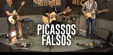 Picasso Falsos no Reverbera