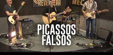 Picasso Falsos no Reverbera