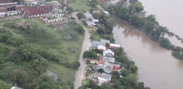 Chuva no Rio Grande do Sul (Bruna Staub/Defesa Civil RS)