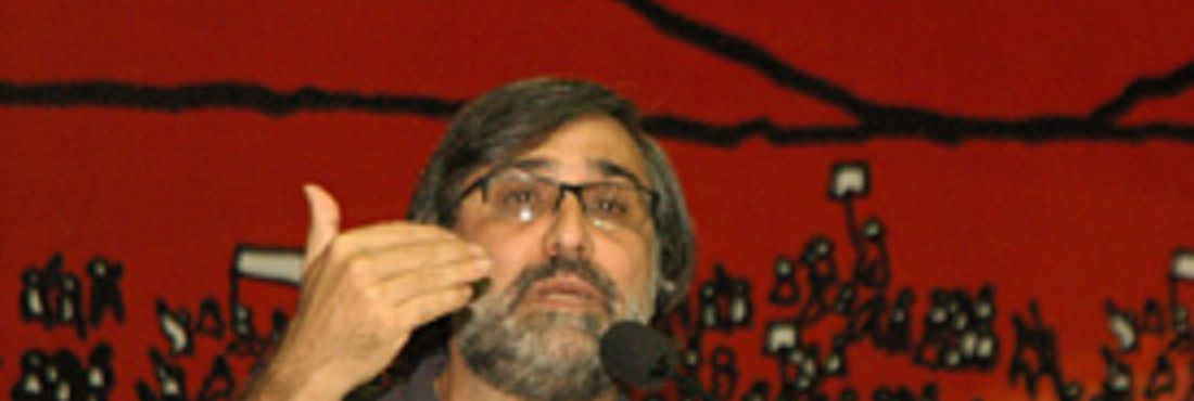 Mauro Iasi, candidato à presidente pelo PCB