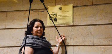 Tribuna da Câmara ganha nome de Marielle Franco