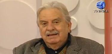 Hugo Carvana (Reprodução/TV Brasil)