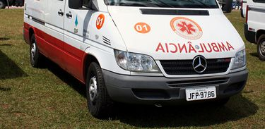 Ambulância, Samu