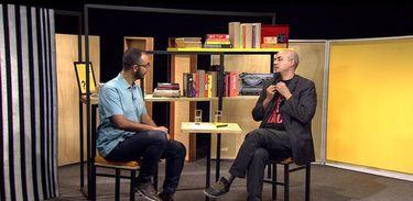 Raphael Montes entrevista o livreiro Maurício Gouveia, dono do sebo Baratos da Ribeiro