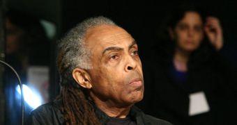 Cantor Gilberto Gil