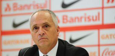 Presidente do Internacional, Marcelo Medeiros