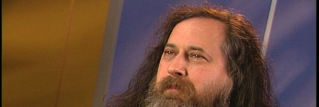 Richard Stallman, fundador do