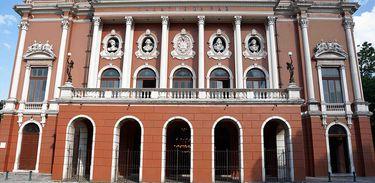 Teatro da Paz - Belém (PA).