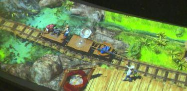 Camarote 21 - Videoarte 3D