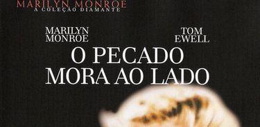 """Capa do DVD do filme """"O pecado mora ao lado"""", com trilha sonora de Sergei Rachmaninoff"""