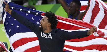 Seleção norte-americana de basquete ganha ouro e mantém hegemonia da modalidade
