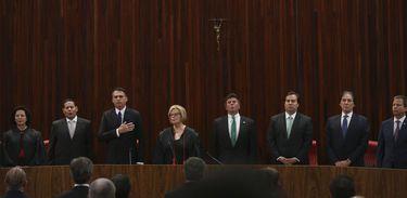Diplomação de Bolsonaro