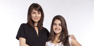 Patrícia e Gaby