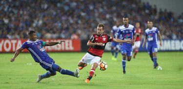 Flamengo X Emelec