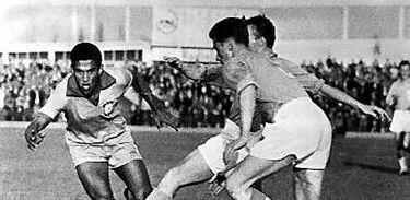 Garrincha na Copa do Mundo de 1962