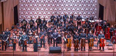 Orquestra Sinfônica Cesgranrio - Sala Cecília Meireles