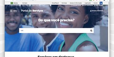 Banner Ouvidoria - Portal de Serviços