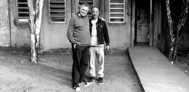 Arrigo Barnabé e Lucas Santanna