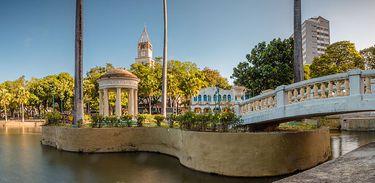 Parque das Crianças em Fortaleza
