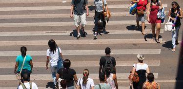 Detran cria curso específico para pedestres