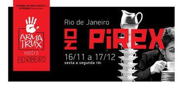 """Grupo de Teatro Armatrux, de BH, apresenta peça """"No Pirex"""", no CCBB-RJ"""