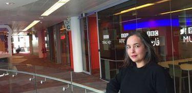 Silvia Salek, diretora de Redação da BBC Brasil