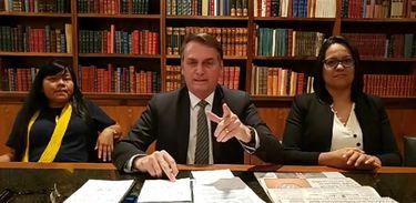 Live semanal do presidente Jair Bolsonaro